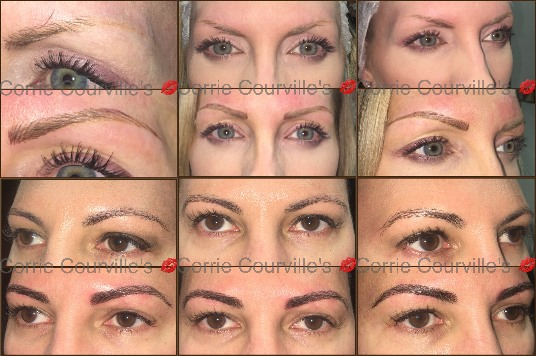 Microblading Before and Afters